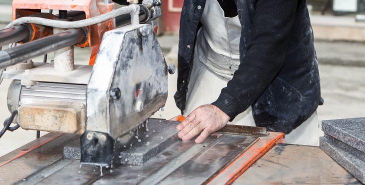 Granite Cutting